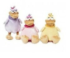 ACP Duck Funny Clair Plush Toy Soft Toy Cuddle Toy Var. Colours Violet/Gelb/Pink