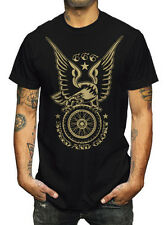 La Marca Del Diablo 666 Speed and Glory T Shirt Hell Rockabilly 2014 Collection