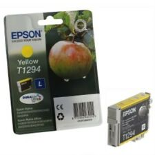 T1294 ( 13T12944010 ) Original Yellow Ink Cartridge for Epson