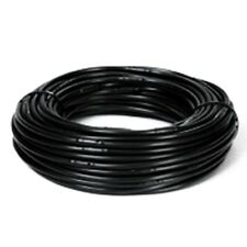 "100' 1/4"" In-Line Drip Hose Tubing Irrigation Water Soaker Hose Roll .17x.25"""