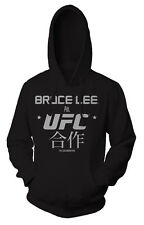 UFC Bruce Lee Translation Pullover Hoodie - Black