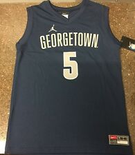 New Nike Georgetown Hoyas Basketball Jersey Youth Nike Jordan Jumpman S, M, L
