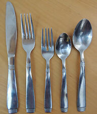 Cambridge Stainless Steel Flatware Metro Frosted Your Choice