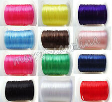 10m Strong Elastic Stretchy Beading 0.6mm Thread Cords For Jewelry Making DIY