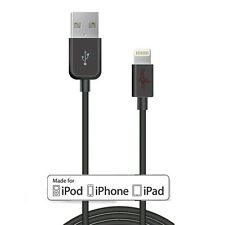 Iphone 5/6/6 Plus Usb Sync Charge Data Lightning Cable [Apple MFi Certified]