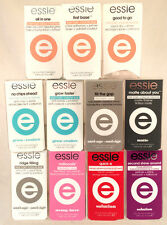 Essie Nail Polish Top Base, Drying Drops & Treatment 0.46 floz YOUR Choice of 1