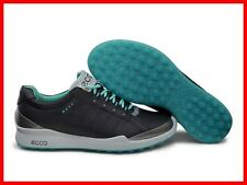New ECCO Women's BIOM Hybrid Sport Golf Shoes Black Turquise EU 37 38 39 40 $190