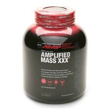 GNC Pro Performance AMP Amplified Mass XXX Whey Protein 6lbs Weight Gainer PICK