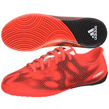 adidas F 10 TRX IN INDOOR 2015 Soccer Shoes Red / Black  KIDS- YOUTH