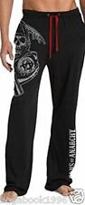 SOA Sons of Anarchy Jumbo Reaper Men's Pajamas PJ's Lounge Pants  NEW SOA39