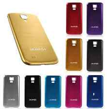 Metal Aluminum Brushed Cover Case Battery Door Back For Samsung Galaxy S4 I9500