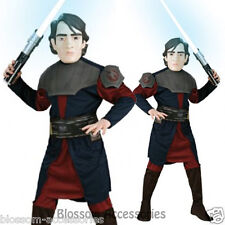 CK364 Anakin Skywalker Clone Wars Star Wars Costume Boys Fancy Dress Costume