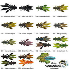 Gary Yamamoto Flappin Hog 4.5 Inch Soft Plastic Creature Bait Any FHL Color 5 PK