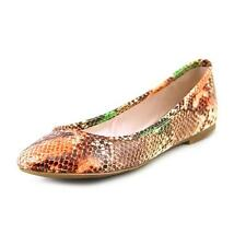 Vince Camuto Lupe Women Multi-Color Leather Flats