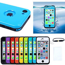Newest Waterproof Shockproof Dirt Snow Proof Case Cover For iphone 5c &6 Plus /6