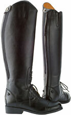 Saxon Equileather Tall Field Boot - Many sizes NEW