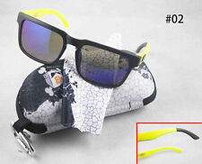 New Fashion Unisex Outdoor Sports Cycling Vintage Ken Block Sunglasses Eyewear