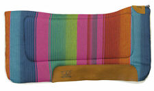 Weaver All Purpose Contoured Saddle Pad Western Pad - 5 colors available NEW