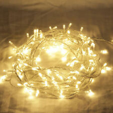 New 100/200/300/500/1000 LED Christma Party Fairy String Lights + 8 Light Effect