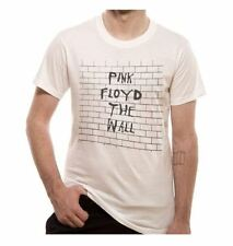 Pink Floyd T-Shirt - The Wall Classic Design (White / Size M/L/XL) NEW + OVP