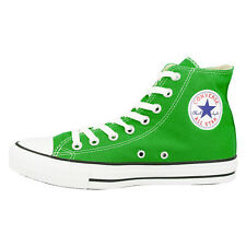 CONVERSE CHUCK TAYLOR ALL STAR HI SHOES CLASSIC GREEN 130114C HIGH TOP TRAINERS
