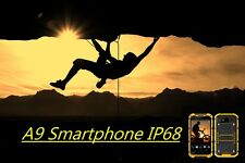 "REAL IP68 8G LANDROVER A9 4.3"" QHD SCREEN smartphone outdoors tough guy"