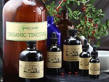 Organic FO TI ROOT TINCTURE Liquid Extract ~All Natural Full Spectrum Whole Herb
