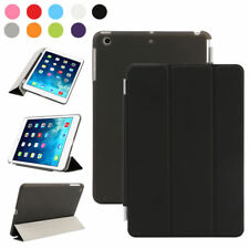 Slim Flip Magnetic Leather Smart Cover Stand Hard Case for Apple iPad Mini 1 2 3