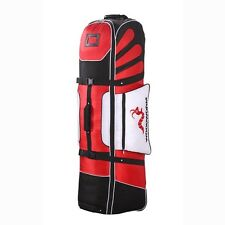 WOODWORM GOLF DELUXE BAG TRAVEL COVER FLIGHT BAG