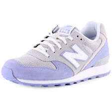 new balance 574 suede runner trainers in lilac
