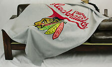 Northwest NHL Hockey Sweatshirt Throw Blanket - MANY TEAMS! Bruins, Sharks, etc