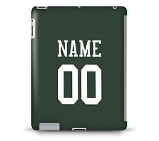 NFL New York Jets Personalized Tablet Hard Shell Case for Apple Kindle Samsung -