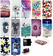 Fashion Lovely Flip Wallet Stand Soft PU Leather Cover Cute Case For LG L70 LG90
