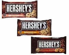 Hershey's Chocolate Cookie Baking Chips 4 Bags