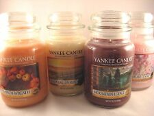 Yankee Candle Large 1 Wick Candle Pick Your Scent