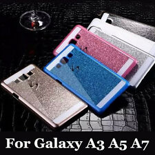 New Luxury Bling Protect Hard Back Case Cover Skin for Samsung Galaxy A3 A5 A7