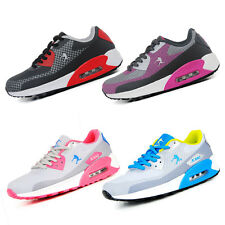 Fashion Womens High-Top Lace Up Running Travel Sneakers Lightweight Casual Shoes