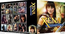 XENA WARRIOR PRINCESS V1 Photo Album 3-Ring Binder LUCY LAWLESS / RENEE O'CONNOR