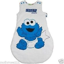 Licensed Baby Boy Super Soft Baby Cookie Monster Sleeping Bag  Sooooo Cute!