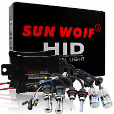 55W HID Xenon Light Conversion Kit SLIM Ballast H1 H3 H7 H9 H11 9006 H/L H4 9007