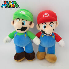 New Super Mario Bros Figures Stuffed Plush Soft Doll Kids Children Baby Toy Gift