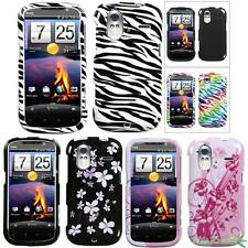 Hard Protector Case Cover For HTC Amaze 4G Various Design