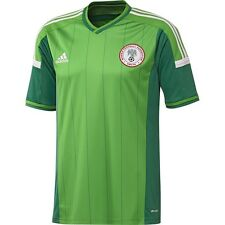 adidas Nigeria World Cup WC 2014 Home Soccer Jersey Brand New Green
