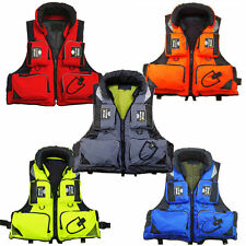 Outdoor Buoyancy Aid Sailing Fishing Kayak Life Jacket Vest Adult Size L XL XXL