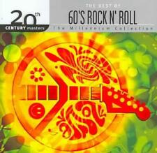 20th Century Masters: Best of 60s Rock N Roll New CD