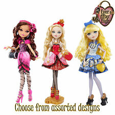 "MONSTER High-EVER AFTER HIGH ROYAL EDITION 11 ""BAMBOLE FASHION-assortiti"