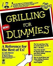 Grilling for Dummies® by John Mariani and Marie Rama (1998, Paperback)