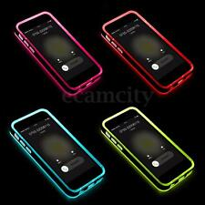 La Luz Del Flash LED Entrante ENTRANTE FUNDA LLamada PARA iPhone 6/6 plus