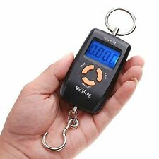 New Dual precision 45Kg Digital LCD Fishing Electronic Hook Scale Weight Balance