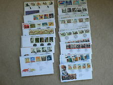 1994 + 1995 Royal Mail First Day Covers - Sold Individually - Various, FDC